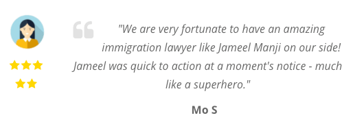 Atlanta Immigration Attorney Jameel Manji