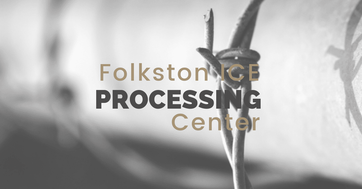 Folkston ICE Processing Center