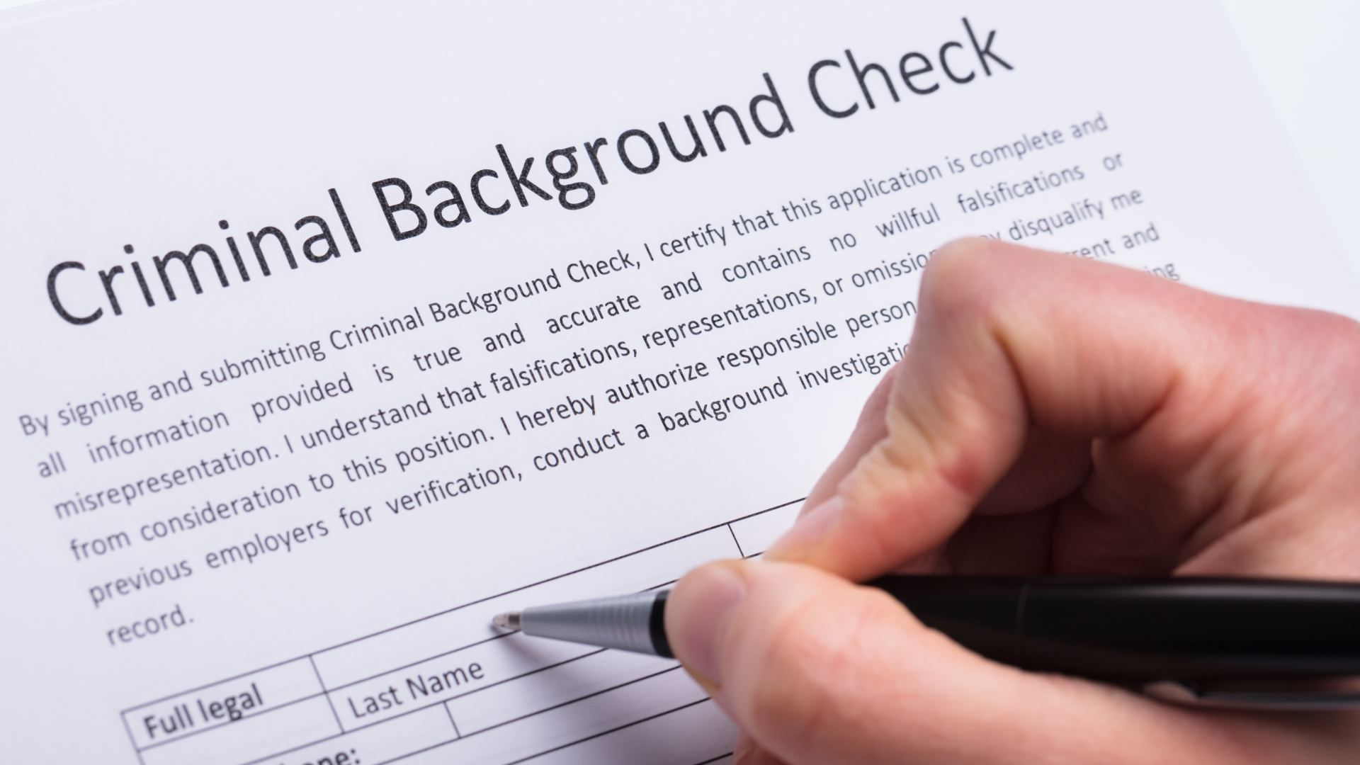 What to Expect in an Immigration Criminal Record Check title